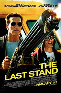 The Last Stand Cover