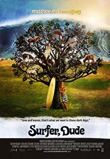 Surfer, Dude Cover