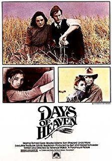 Days of Heaven Cover