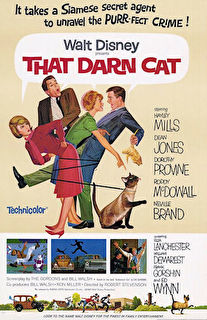 That Darn Cat! Cover
