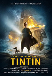 The Adventures of Tintin Cover