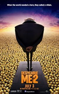 Despicable Me 2 Cover