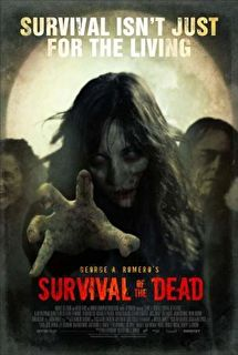 Survival of the Dead Cover