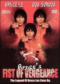 Bruce's Fist of Vengeance Cover