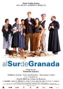 Al sur de Granada Cover