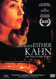 Esther Kahn Cover