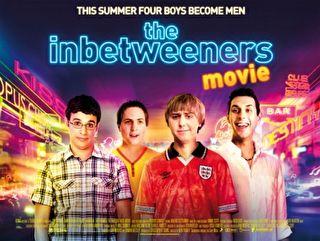 The Inbetweeners Movie Cover