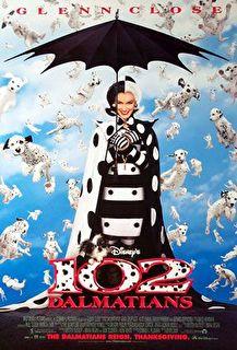 102 Dalmatians Cover