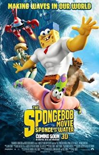 The SpongeBob Movie: Sponge Out of Water Cover