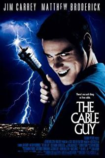 The Cable Guy Cover
