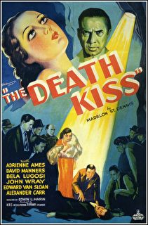 The Death Kiss Cover