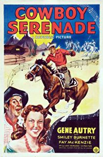 Cowboy Serenade Cover