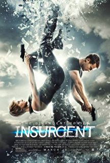 The Divergent Series: Insurgent Cover