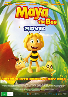 Maya the Bee Cover