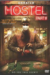 Hostel: Part III Cover