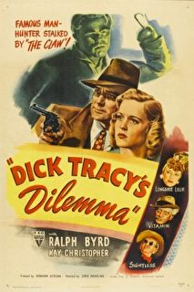 Dick Tracy's Dilemma Cover