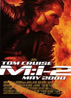 Mission: Impossible II Cover