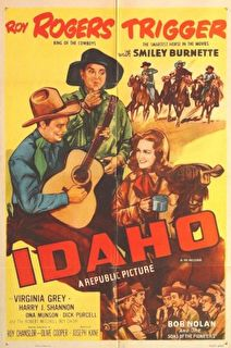 Idaho Cover