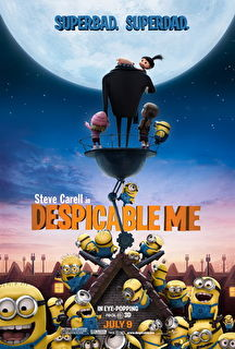Despicable Me Cover