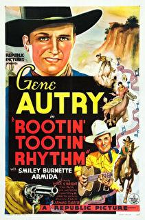 Rootin' Tootin' Rhythm Cover