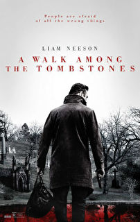 A Walk Among the Tombstones Cover