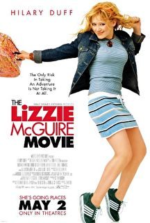 The Lizzie McGuire Movie Cover