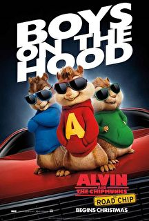 Alvin and the Chipmunks: The Road Chip Cover