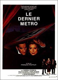 The Last Metro Cover