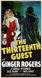 The Thirteenth Guest Cover