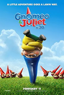 Gnomeo & Juliet Cover