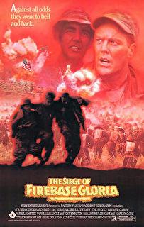 The Siege of Firebase Gloria Cover