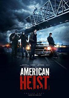 American Heist Cover