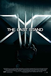 X-Men: The Last Stand Cover