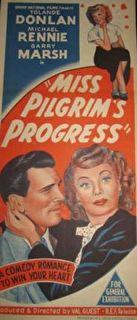 Miss Pilgrim's Progress Cover