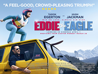 Eddie the Eagle Cover