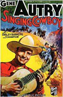 The Singing Cowboy Cover