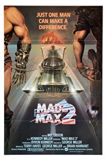 Mad Max 2 Cover