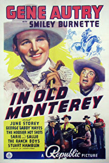 In Old Monterey Cover