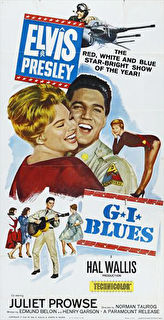 G.I. Blues Cover