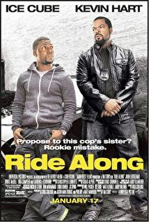Ride Along Cover