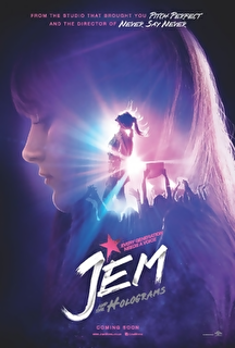 Jem and the Holograms Cover
