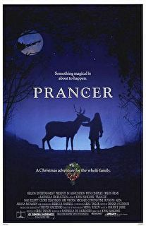 Prancer Cover