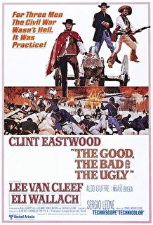 The Good, the Bad and the Ugly Cover