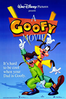 A Goofy Movie Cover
