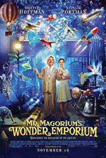 Mr. Magorium's Wonder Emporium Cover