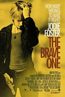 The Brave One Cover