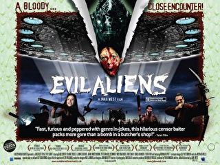 Evil Aliens Cover