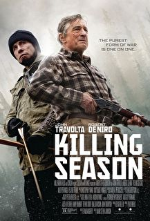Killing Season Cover