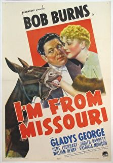I'm from Missouri Cover