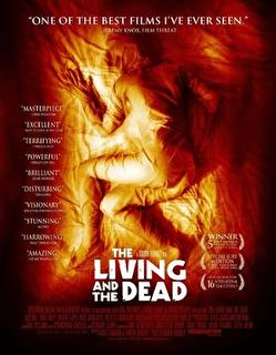 The Living and the Dead Cover